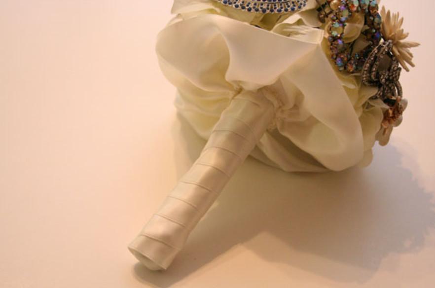 Свадебный букет в стиле винтаж (1)