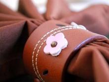 Кожаные кольца для салфеток (9)