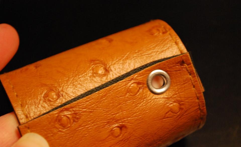 Кожаные кольца для салфеток (6)