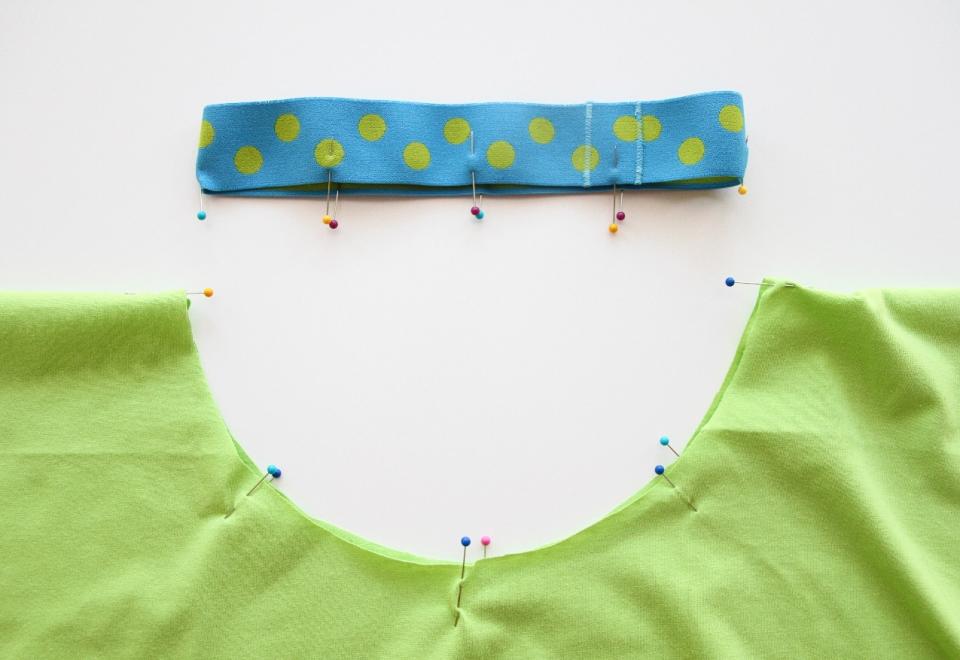Для начинающих шить: детская юбка (3)