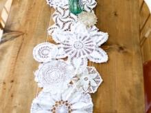 Вязаная скатерть в стиле Ники Эпштейн (1)