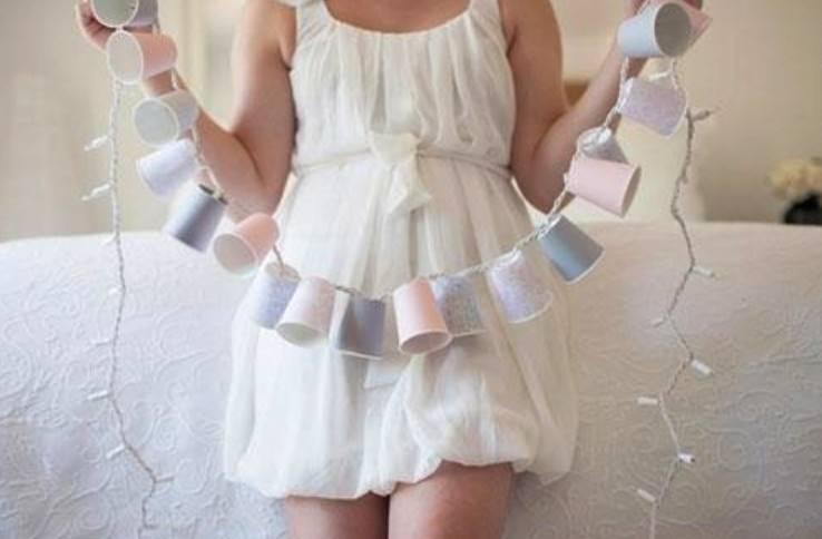 Мини-светильники для детской комнаты
