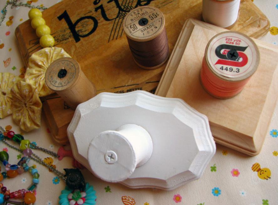 Вешалка для дома в стиле винтаж (7)