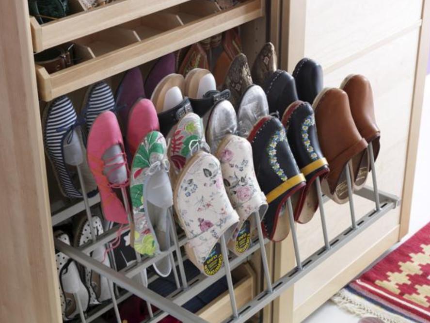 Идеи для организации обуви (9)