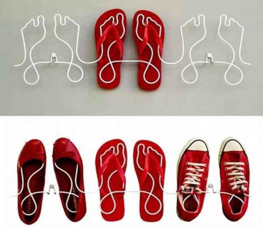 Идеи для организации обуви (8)