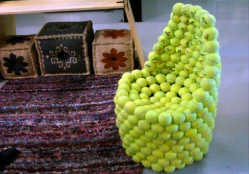 Теннисные мячики (5)