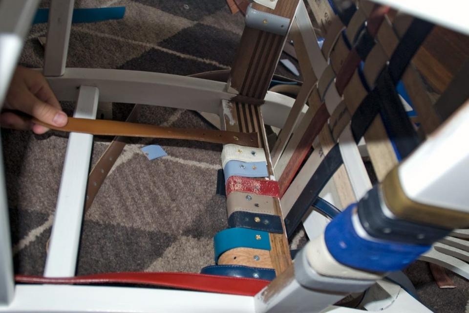Реанимация стула