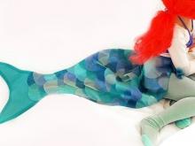 Детский карнавальный костюм Ундина