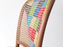 Как сделать стул с вышивкой