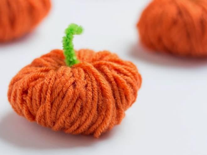 Как сделать мандариновую гирлянду