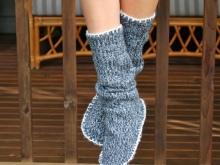 Теплые носочки для дома