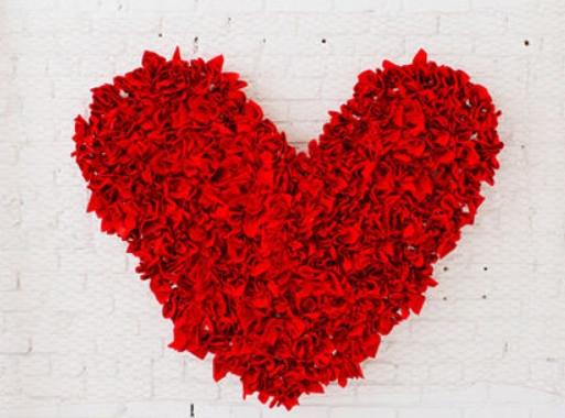 Арт-сердце