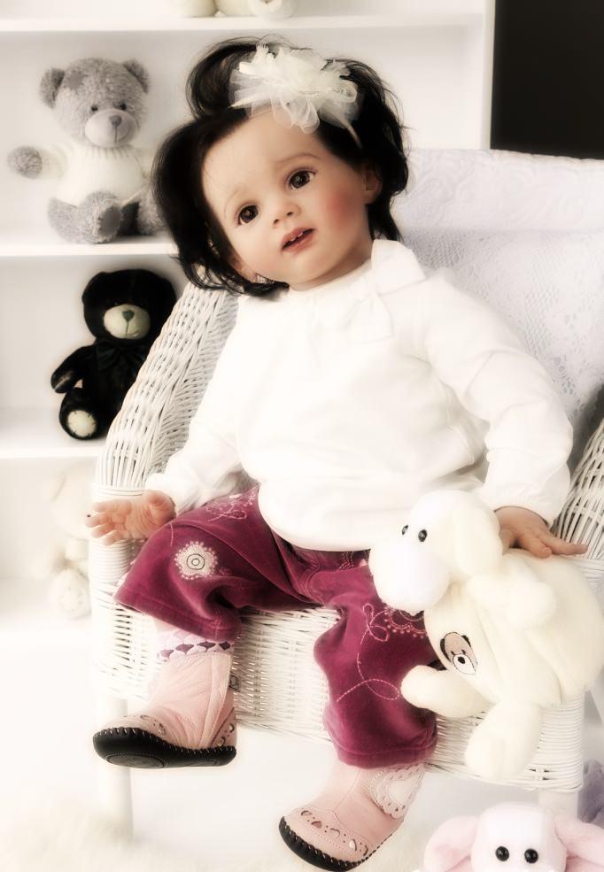 Реборн — handmade-куклы высокой реалистичности