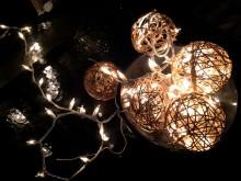 Как сделать оригинальную гирлянду или светильник из хлопковой веревки