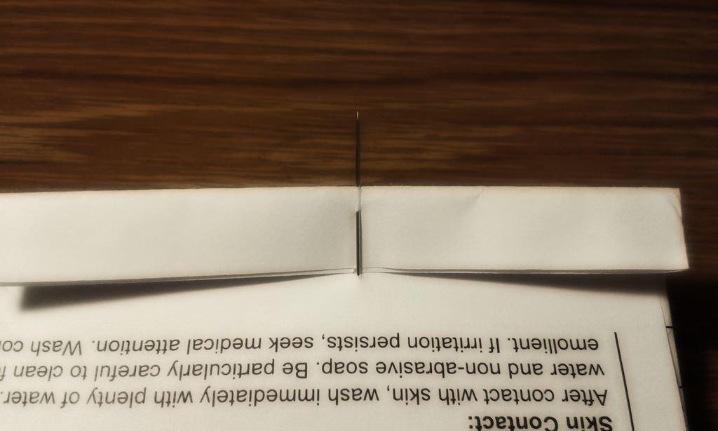 Проигрыватель виниловых пластинок из бумаги