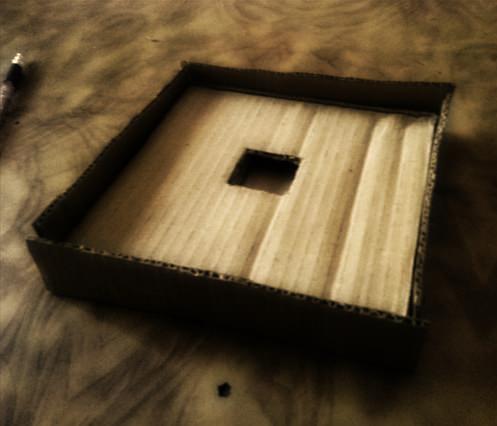 Светильник «Воронье гнездо»